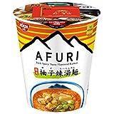 日清 THE NOODLE TOKYO AFURI 限定柚子辣湯麺 95g×12個
