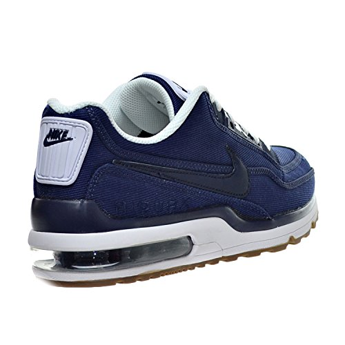 nike air max ltd midnight blue