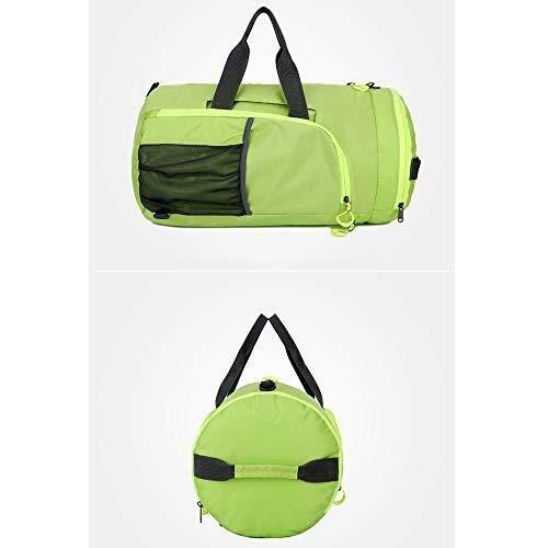Handbag Shoulder Bag Luggage Bag Weekend Gym Sports Travel EGCLJ Folding Fitness Backpack