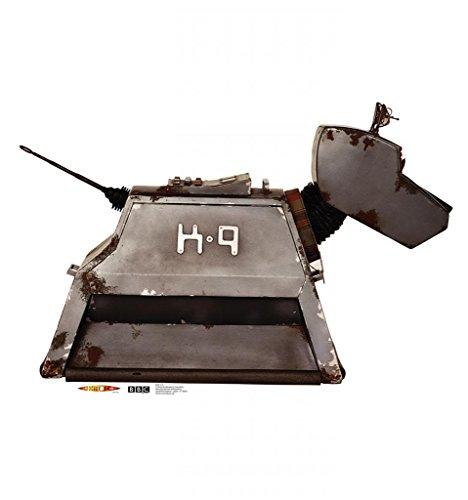 robot standee - 3