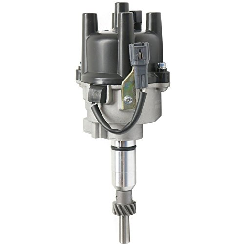 1992 Toyota Pickup Distributor - Distributor Compatible with Toyota Pickup Toyota 4Runner 91-95 w/Cap And Rotor 4 Cyl 2.4L