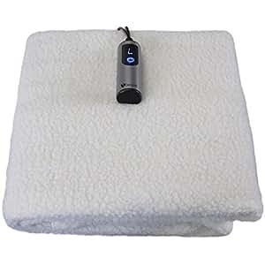 EARTHLITE Fleece Massage Table Warmer & Fleece Pad, 3 Heat Settings, 13ft Power Cord (Improved 2018 Model)
