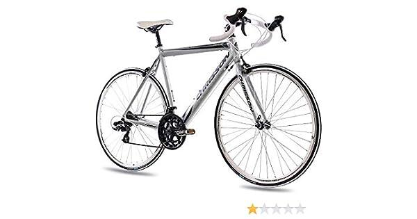 CHRISSON 28 Pulgadas Aluminio Bicicleta de Carreras furianer con ...