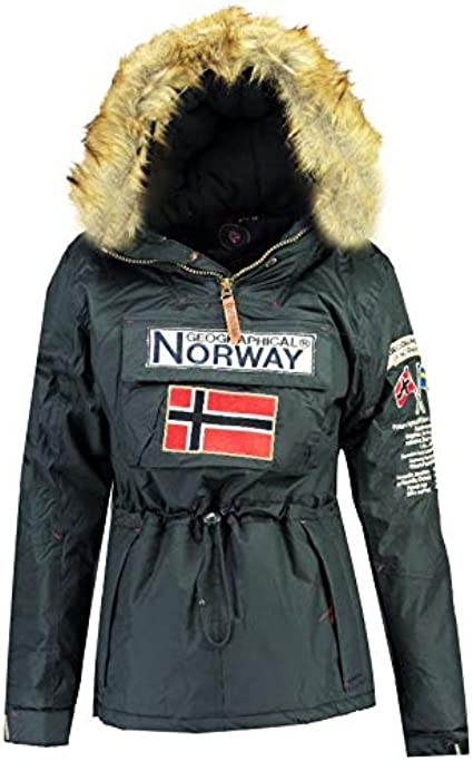 TALLA S. Geographical Norway Parka BOOMERA Mujer