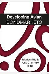 Developing Asian Bondmarkets Paperback