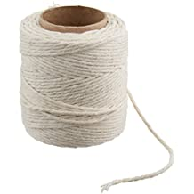 CORDAGE SOURCE 1136 No.16 Cotton Twine, 200-Feet