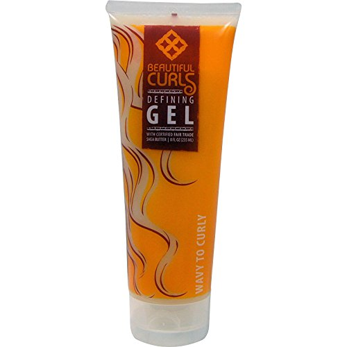 Beautiful Curls, Defining Gel, Wavy To Curly, 8 fl oz (235 ml) - 2PC