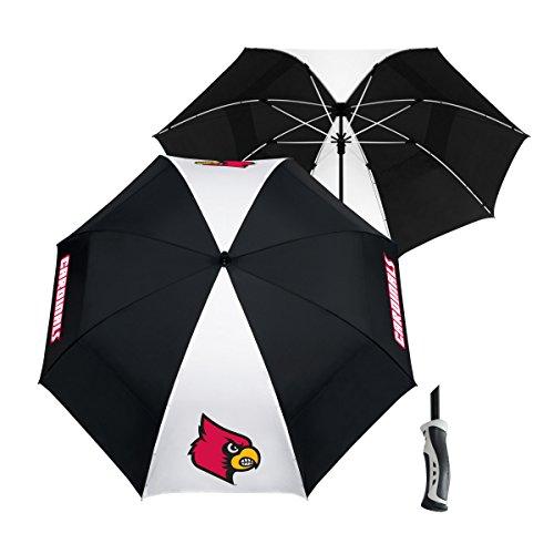 Team Effort Louisville Cardinals Windsheer Lite Umbrella