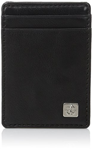 dockers-mens-hatch-slim-front-pocket-wallet-black-one-size