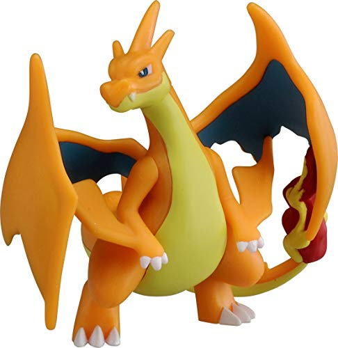 - Takaratomy ESP-09 Pokemon Sun & Moon Figure - Mega Charizard Y