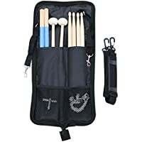 Drum Sticks Bag - With drum key gift - CUSTEAM (black)