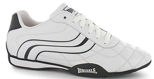 One Lonsdale weiß Size Sneaker schwarz Herren 7qx4OqB