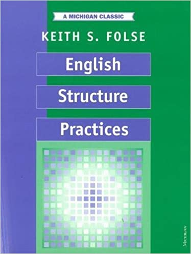 Workbook diagramming worksheets : English Structure Practices: Keith S. Folse: 9780472080342: Amazon ...