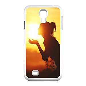 Beautiful Sun Popular Case for SamSung Galaxy S4 I9500, Hot Sale Beautiful Sun Case