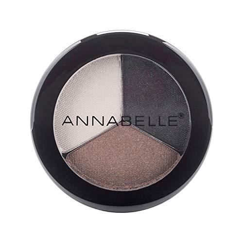 Annabelle Trio Eyeshadow, Nomad, 0.09 oz