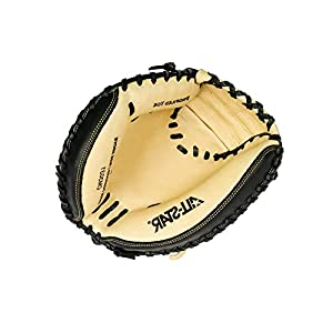 All-Star CM3031 LHT 33.5 Inch Catchers Mitt Baseball Glove Lefty