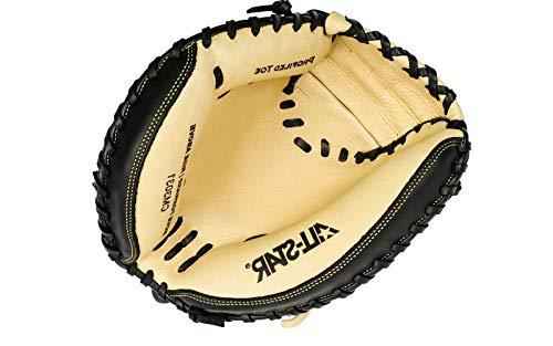 All-Star CM3031 LHT 33.5 Inch Catchers Mitt Baseball Glove ()