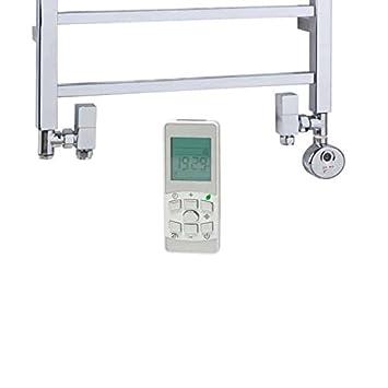 Toalla de doble combustible Kit F para calentadores: termostático calefacción elemento cartucho cuadrado válvulas.