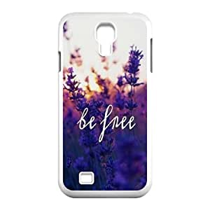 Be Free Unique Fashion Printing Phone Case for SamSung Galaxy S4 I9500,personalized cover case ygtg580028