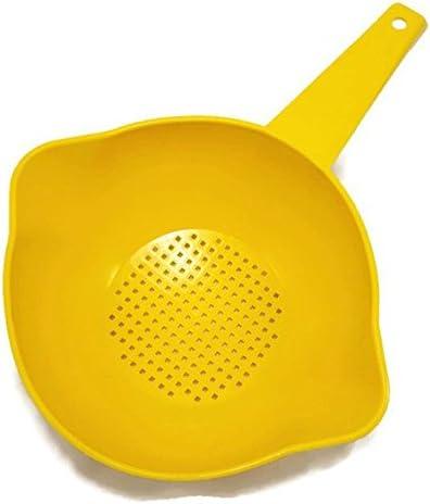Amazon.com: Tupperware 1qt Yellow Strainer Colander: Home & Kitchen