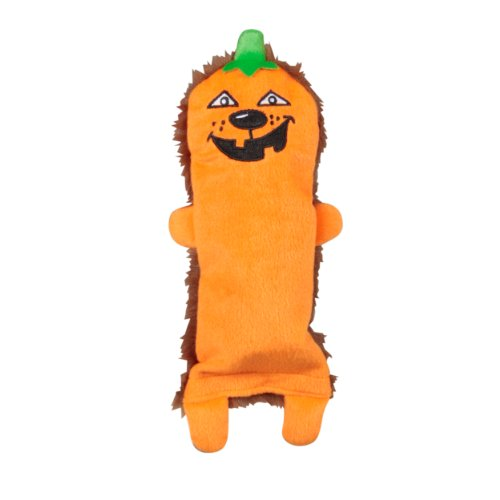 Kyjen Outward Hound 2561 Bottle Buddies Pumpkin Dog Toys Plu