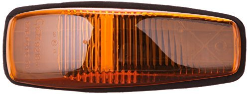 Grote 47183 SuperNova Small Aerodynamic LED Cab Marker Light by - Aerodynamic Cab
