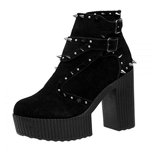 TUK Shoes , Semelle compensée femme