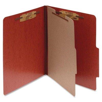 ACC15004 - Acco Presstex 20-Point Classification Folders 20 Point Presstex Covers