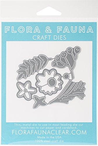 - Flora & Fauna 30026 Dies-Flower Cluster
