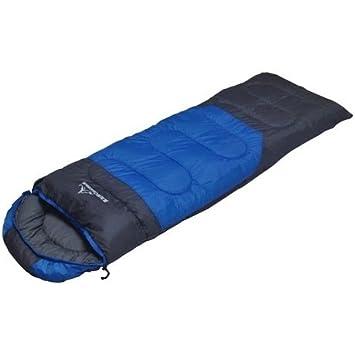 SUHAGN Saco de dormir Bolsa De Dormir Tipo Sobre, _1.8Kg Adulto Camping Bolsa