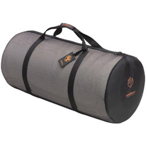Akona Mesh Duffel Gear Bag - Black