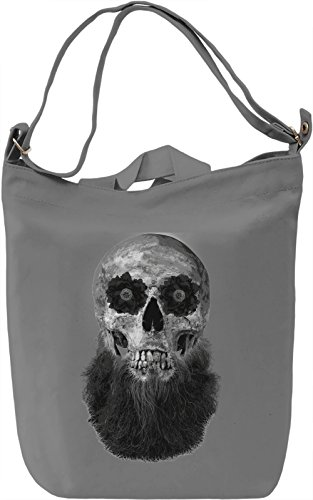 Hipster Never Dies Borsa Giornaliera Canvas Canvas Day Bag| 100% Premium Cotton Canvas| DTG Printing|