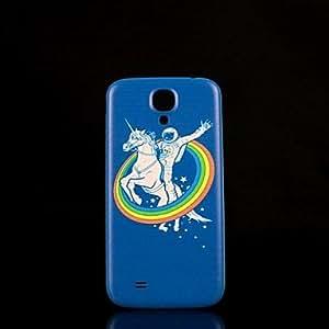 SHOUJIKE Samsung S4 I9500 compatible Graphic/Special Design Plastic Back Cover