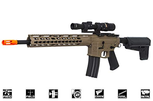 KRYTAC Trident MK2 SPR Airsoft Gun/Rifle (Flat Dark Earth)