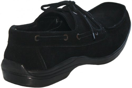 Xhxpxq Pour À Lacets Noir Homme German Ville De Chaussures Wear bgy7f6