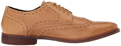 Rockport - Herren Sp Wing Tip Schuhe Light Tan Leather