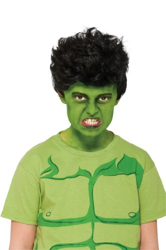 Rubies Marvel Universe Classic Collection Avengers Assemble Child Size Incredible Hulk (Incredible Family Costumes)