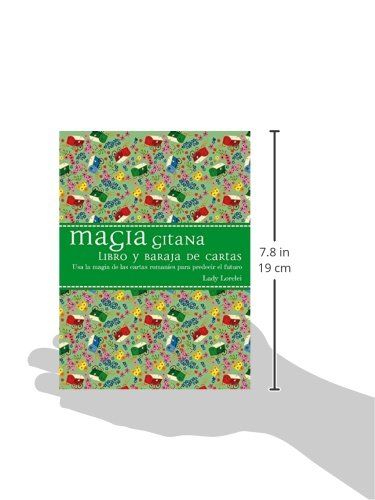 Magia gitana (Spanish Edition): Lady Lorelei: 9788416192557 ...