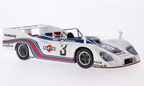 Porsche 936/76, No.3, team Martini Porsche, Martini, 1000km Monza, 1976, Model Car, Ready-made, TrueScale Miniatures ()