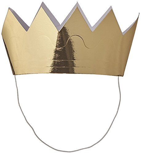 Mini Crowns - Gold (Value -