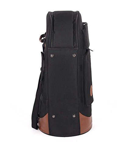Jinchuan Euphoniums Gig Bag Soft Case Large Premium One 32inch Length by Jinchuan (Image #3)