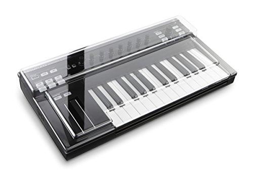 Pro Keyboard Road Case - Decksaver Native Instruments Komplete Kontrol S25 Keyboard Controller Polycarbonate Cover