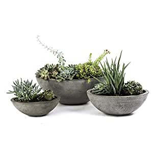 Repose Yano Planter, Set of 3