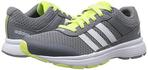 Jaune Footwear Givré De Sport Femme Adidas gris Vs City W Chaussures Cloudfoam Gris Blanc FHWn7qTwxB