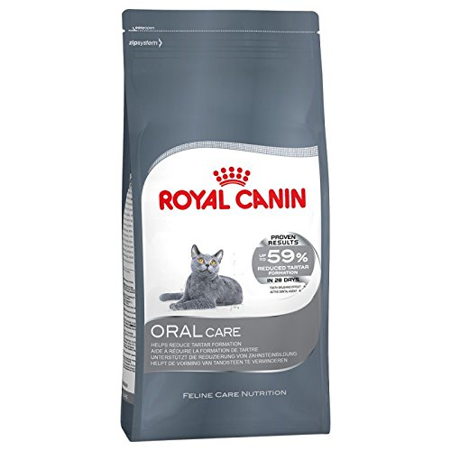 Royal Canin Cat Food Oral Care 30 Dry Mix 8kg