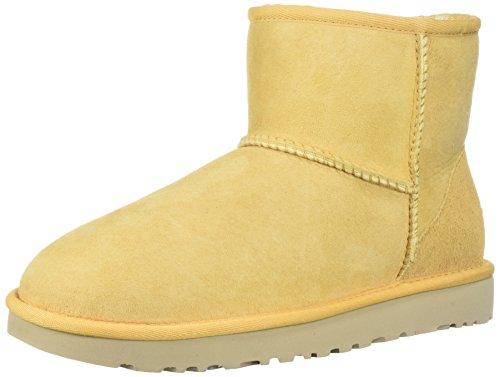 Ugg Womens Classic Mini Ii Inverno Boot Girasole