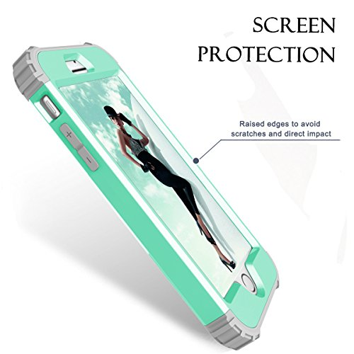 Etui iPhone iPhone 7 Plus Artfeel 8 Etui Luxe Antichoc Plus pour pour D qCU55RwIx
