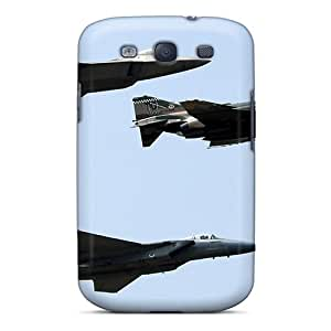 Hot Tpu Cover Case For Galaxy/ S3 Case Cover Skin - Fighter Three Generations