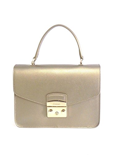 BORSA FURLA METROPOLIS TOP HANDLE 903875 COLOR BRONZO