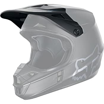 e4fe3e83 Amazon.com: Fox Racing 2018 V1 Helmet Visor - Matte (Medium/Large ...